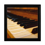 Piano Photo Jewelry Boxes