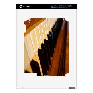 Piano Photo Skins For iPad 3
