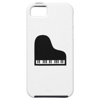 Piano Pictogram iPhone 5 Case