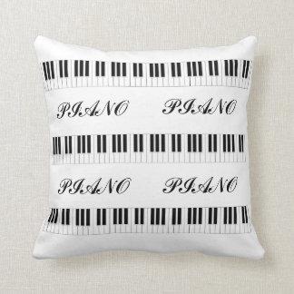 Piano Pilllow Cojines