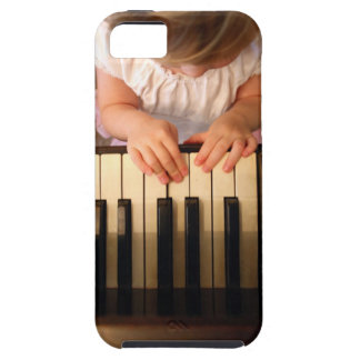 Piano Player iPhone 5 Case - iPhone 5s Case