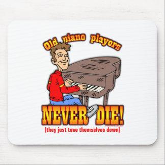Piano Players Mousepads