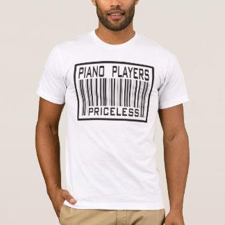 Piano Players Priceless T-Shirt