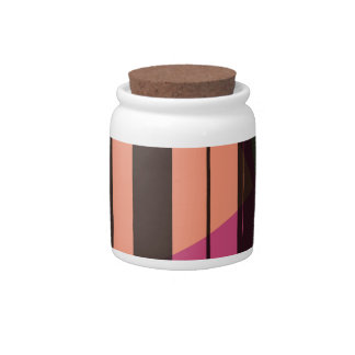 Piano Pop Art Candy Jar