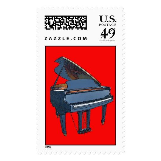 Piano Postage