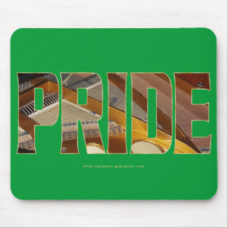 Piano Pride 2 Mouse Pad