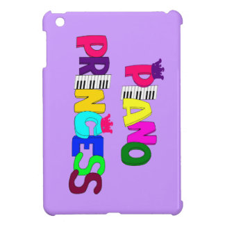 Piano Princess iPad Mini iPad Mini Cases