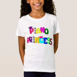 Piano Princess T-Shirt