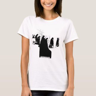 Piano Procession T-Shirt