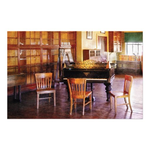 Piano - Ready for Piano Lessons Stationery Paper
