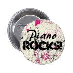 Piano, Rocks! Pins