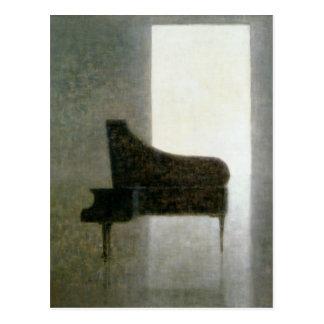 Piano Room 2005 Postcard