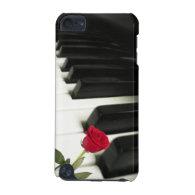 Piano Rose iPod Case