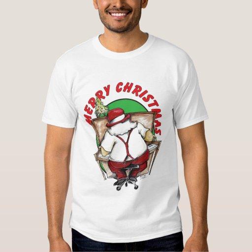 piano santa shirts