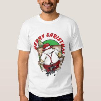 piano santa T-Shirt