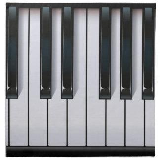 Piano Servilleta