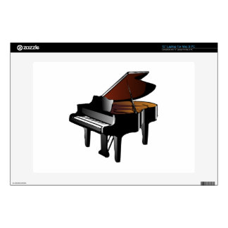"""Piano Skin For 13"""" Laptop"""