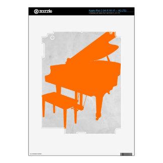 Piano iPad 3 Skins