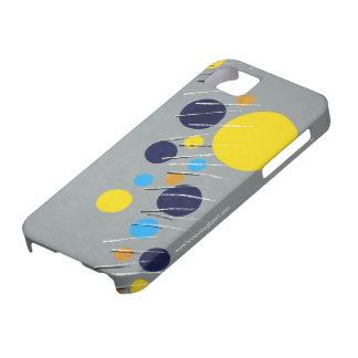 Piano sobre la caja de la casamata del iPhone 5 de iPhone 5 Carcasa