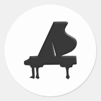 Piano Stickers
