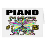 Piano Superstar Cards