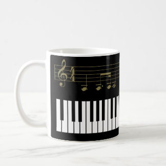 Piano Taza Básica Blanca