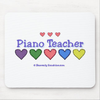Piano Teacher GH Mouse Pad