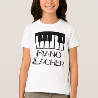 Piano Teacher Keyboard Music T-Shirt