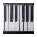 """Piano Tile<br><div class=""""desc"""">A vector image of a minimal piano design,  to represent the instrument in a pure form.</div>"""