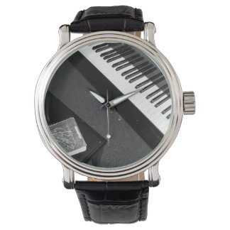 Piano Time Watches