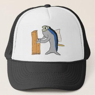 Piano Tuner Trucker Hat