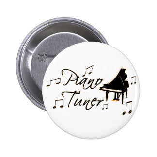 Piano Tuner witih Brownish Orange Pedal and Trim Pins
