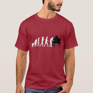 Piano tuners Grand Piano baby grand Piano Pianist T-Shirt