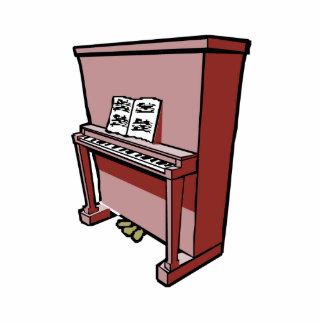 piano vertical magnífico con music.png esculturas fotográficas