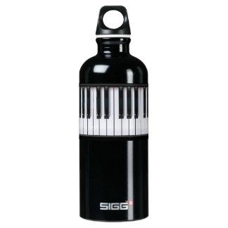 Piano Water Bottle