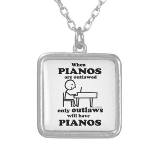Pianos Outlawed Jewelry