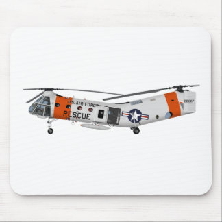 Piasecki H-21 Workhorse 457457 Mouse Pad