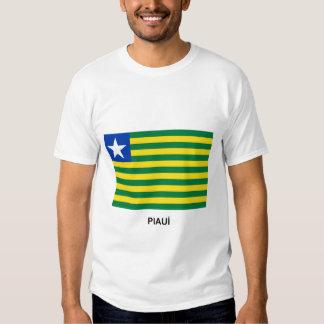 Piauí, bandera del Brasil Playera