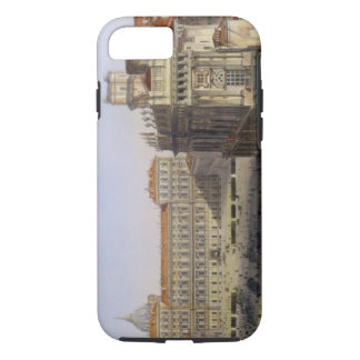 Piazza Castello, Turin, engraved by F. Citterio (c iPhone 8/7 Case