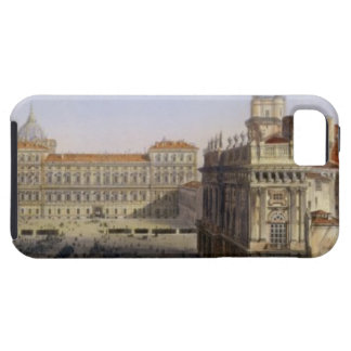 Piazza Castello, Turin, engraved by F. Citterio (c iPhone SE/5/5s Case