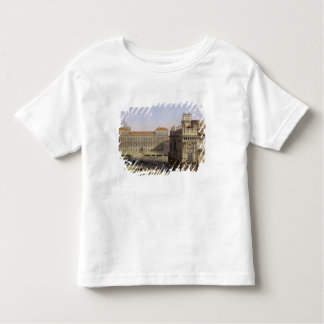 Piazza Castello, Turin, engraved by F. Citterio (c Toddler T-shirt