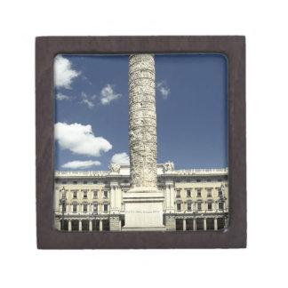 Piazza Colonna, Italy Jewelry Box