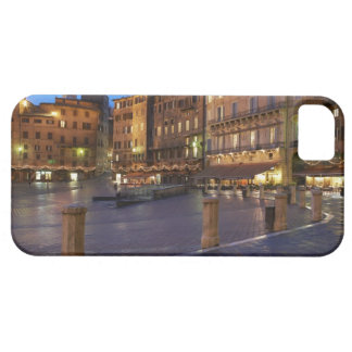 Piazza Del Campo at dusk Siena iPhone 5 Cases