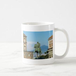 Piazza del Plebiscito, Naples Coffee Mug