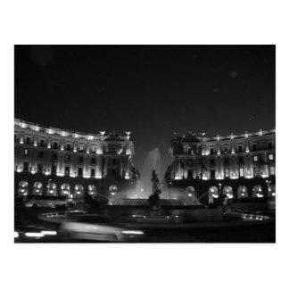 Piazza della Repubblica Postcard