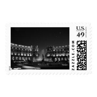Piazza della Repubblica Stamps