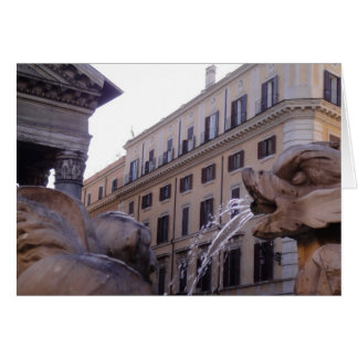 Piazza della Rotonda Card