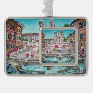 Piazza di Spagna - Ornament