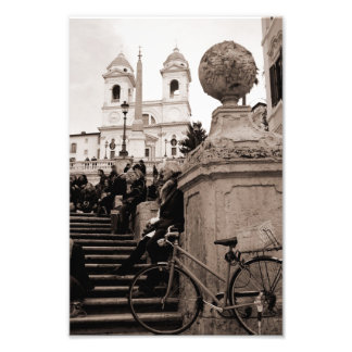 Piazza di Spagna Photograph