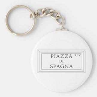 Piazza di Spagna placa de calle de Roma